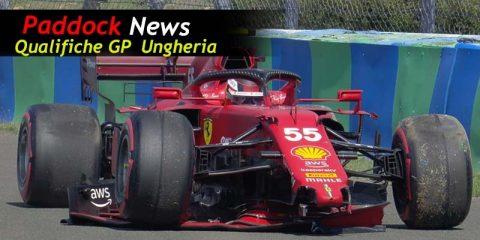 Qualifiche GP Ungheria