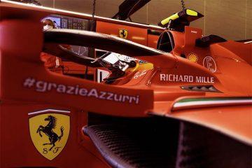Ferrari F1 Silverstone