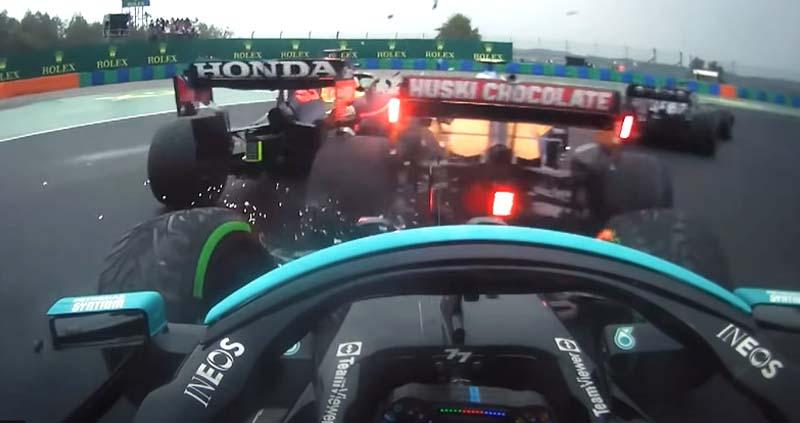 Budapest incidente start