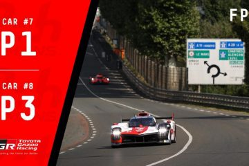 Le Mans Libere Toyota
