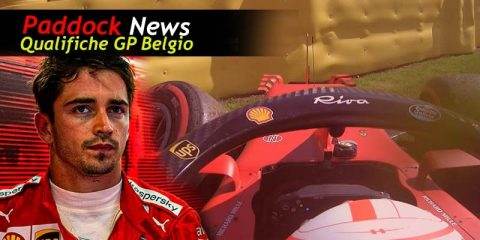 Qualifiche GP belgio