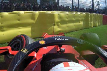 f1 Ferrari SPA