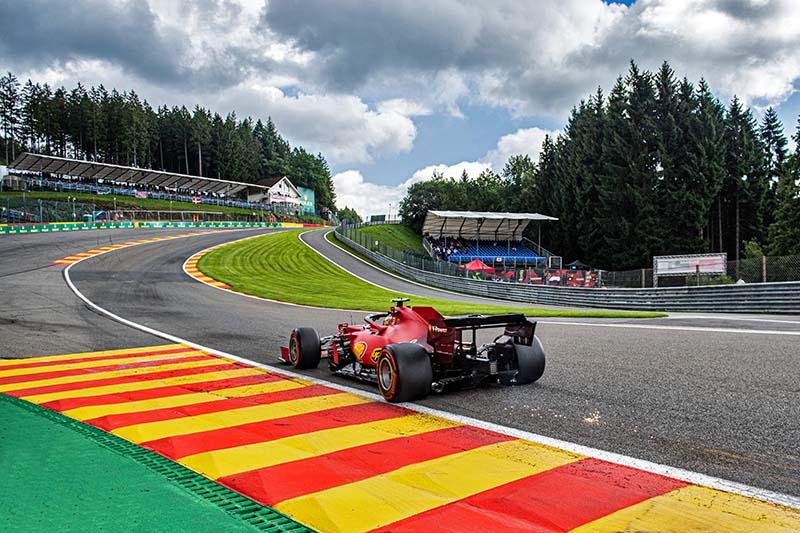 Ferrari F1 SPA