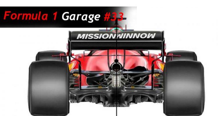 Formula 1 Garage Puntata 33