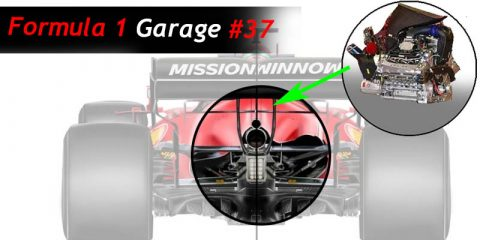 Formula 1 Garage 37