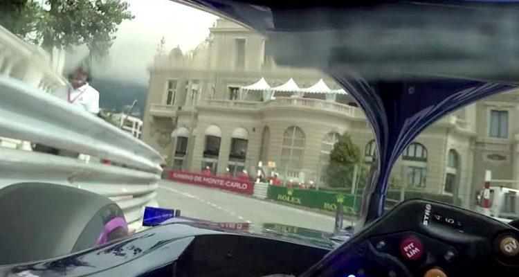 Formula 1 - Helmet Camera