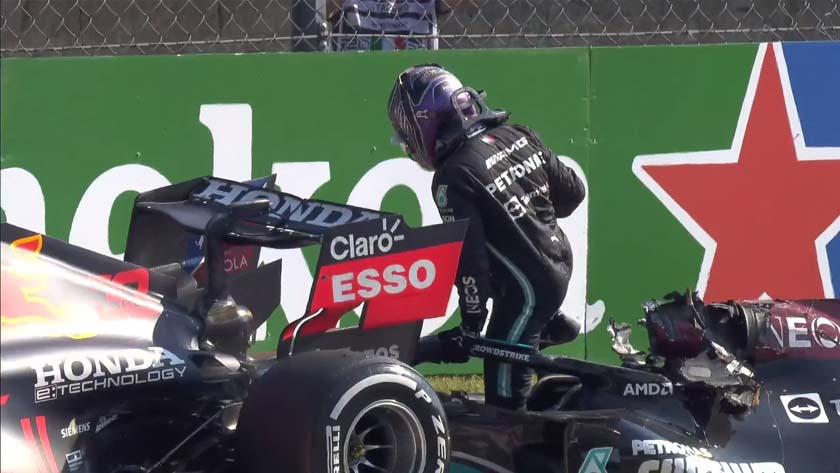 Lewis Hamilton Monza