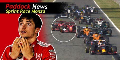 Sprint Race GP Italia