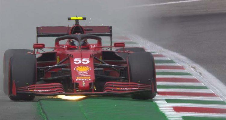 F1 Monza libere