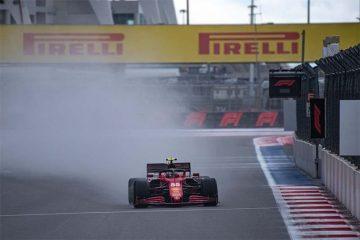 ferrari f1 Sainz Sochi