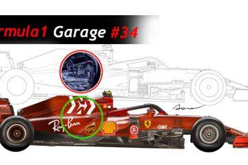 Formula 1 Garage 34