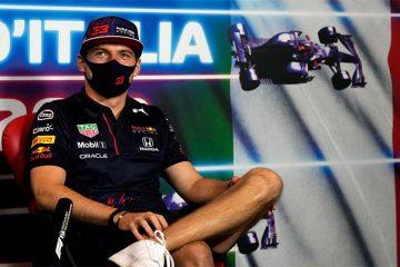 Monza F1 Verstappen