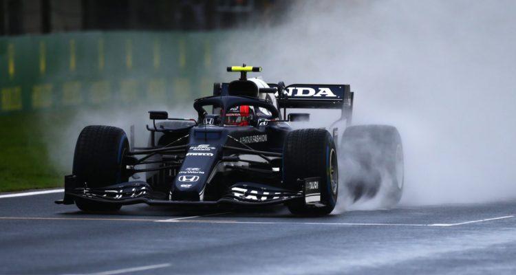 F1, in Turchia sul bagnato le FP3 vanno a Gasly tra Verstappen e Perez
