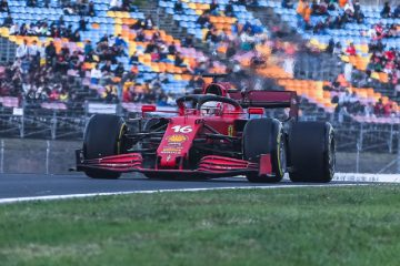 F1, nelle FP2 in Turchia si riconferma Hamilton, ma che Ferrari con Leclerc