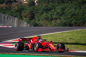 Ferrari F1 turchia