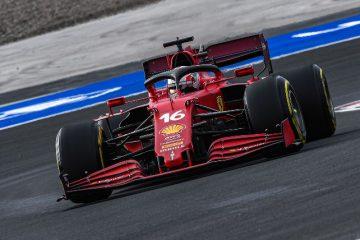 Leclerc Ferrari Turchia GP